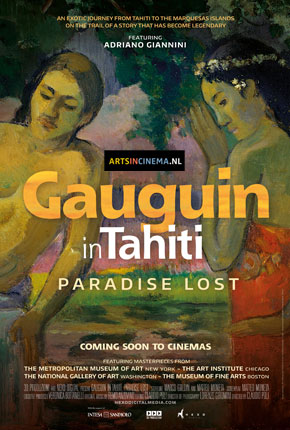 Gauguin in Tahiti: Searching for a Lost Paradise