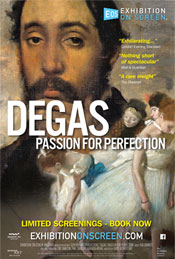 Trailer Degas: Passion for Perfection