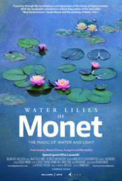 Trailer Water Lilies of Monet: The Magic of Water and Light